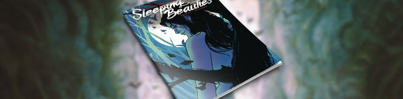 Komiksová adaptace Kingova románu Sleeping Beauties