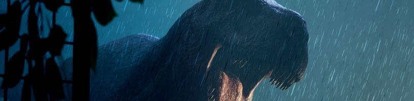 Deathground: Když se survival horor setká s Jurským parkem a Alien Isolation