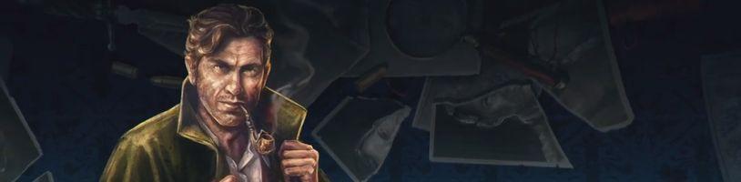 Staňte sa slávnym detektívom v kartovej hre Clash of Minds: Holmes vs Moriarty