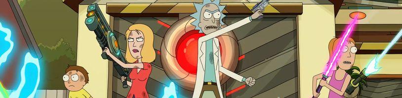 Rick a Morty v novom traileri, poznáme názvy epizód