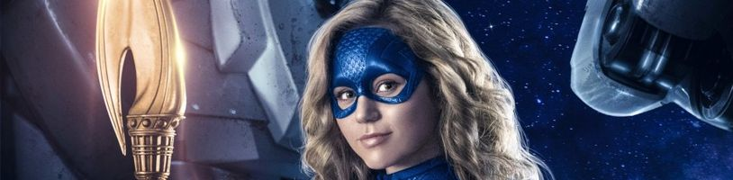 Stargirl dostáva vlastný seriál a vlastný trailer