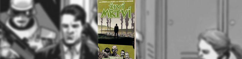 Dechberoucí finále komiksu Živí mrtví se blíží