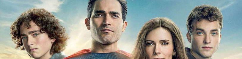 Seriál Superman & Lois se vrací na obrazovky