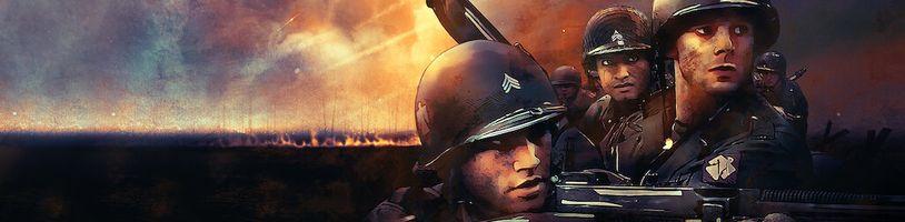 Netflix chystá nezvyčajnú vojnovú drámu The Liberator v komiksovom štýle