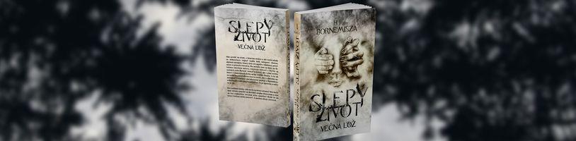 Ambiciózní fantasy román od neznámé slovenské autorky