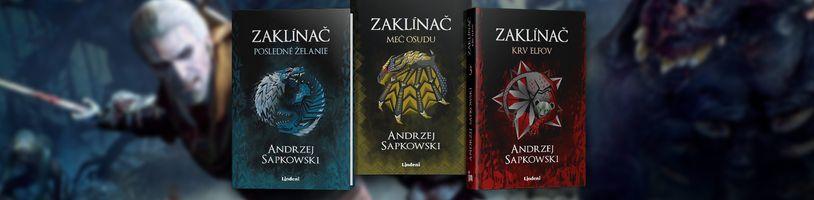 Nové vydání knižního Zaklínače pro slovenské čtenáře