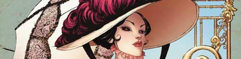 V září by se měla vrátit oblíbená Lady Mechanika ve svém čtvrtém komiksovém svazku
