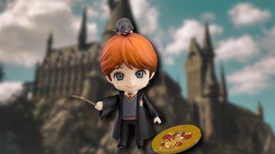 Soutěžte s námi o vtipnou sošku Rona Weasleyho!