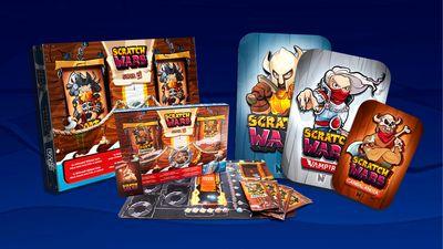 Vyhrajte speciální edici Scratch Wars