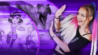 Světu vládnou krvelační dinosauři!