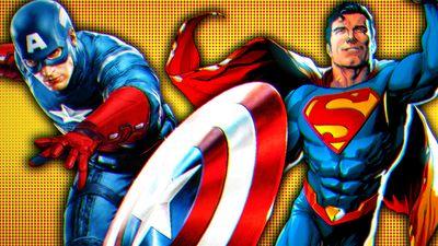 Komiksové postavy sprostě ukradené od konkurence