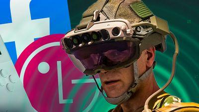 Velký únik Facebookových účtů, Microsoft prodává AR brýle armádě a LG končí s mobily