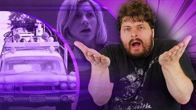 Konec ženského Doktora a návrat Krotitelů duchů!