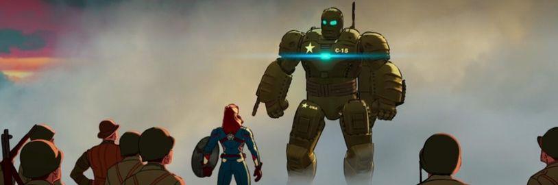 Spousta oznámení od Marvelu - vše na jednom místě