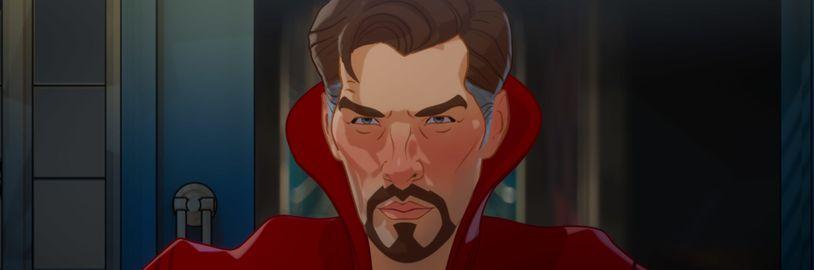 Marvel animovaný seriál What If... patří do MCU kánonu