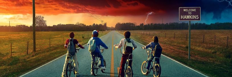 Čtvrtá řada Stranger Things opět čeří vodu, z natáčení uniklo několik nových fotografií