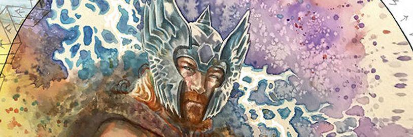 Komiksová adaptace Severské mytologie se v Česku objeví již tento rok