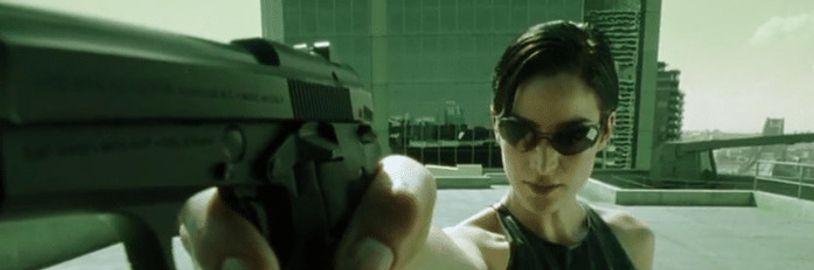 Slavná zpěvačka lituje odmítnutí role v prvním díle Matrixu