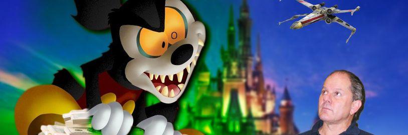 Disney prestal platiť autorovi Star Wars kníh a hrá mŕtveho chrobáka