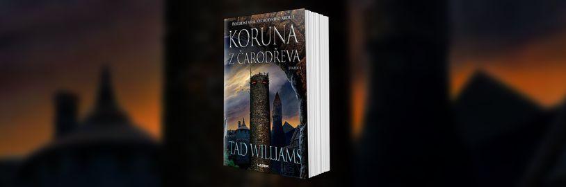 Fantasy román Koruna z čarodřeva připomíná spojení Pána prstenů s Písní ledu a ohně