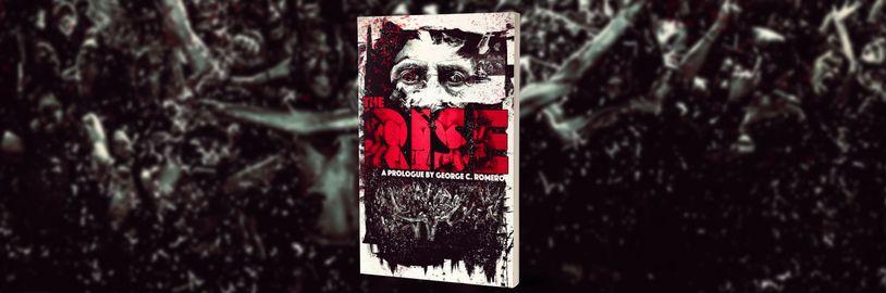 George C. Romero pokračuje v odkazu svého otce a připravuje zombie komiks The Rise