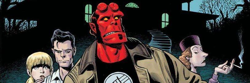 Hellboy and the B.P.R.D.: The Secret of Chesbro House, aneb pocta starým hororům od společnosti Hammer