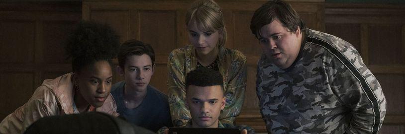 Netflix oznámil pokračovanie seriálu Zámek a klíč