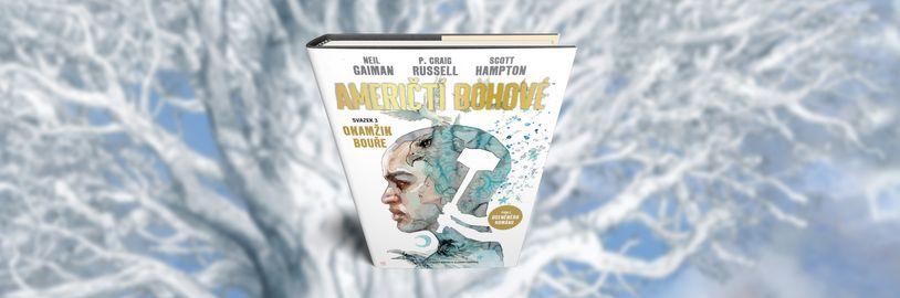 Vyvrcholení komiksové adaptace románu Američtí bohové