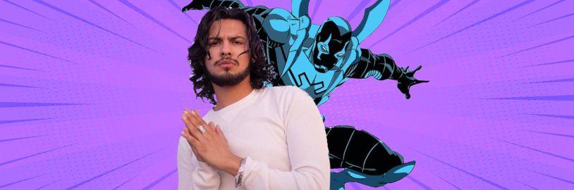 Hvězda seriálu Cobra Kai Xolo Maridueña se stane novým Blue Beetlem