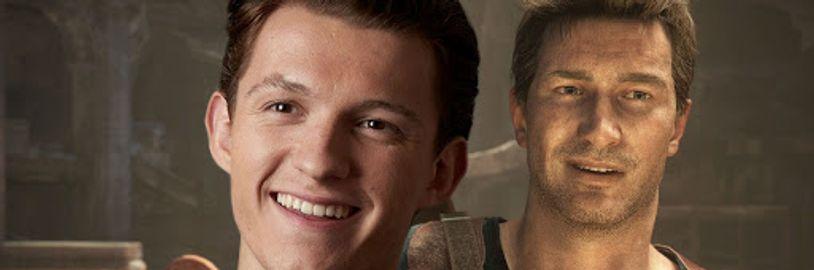 Uncharted uvidíme dříve. Změny jsou i u Spider-Man 3, Spider-Verse 2 a Doctor Strange 2