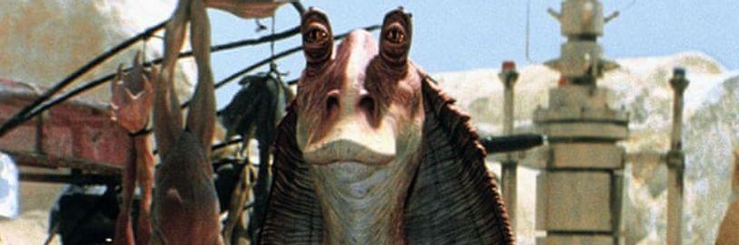 Jar Jar Binks se v seriálu Obi-Wan Kenobi neobjeví