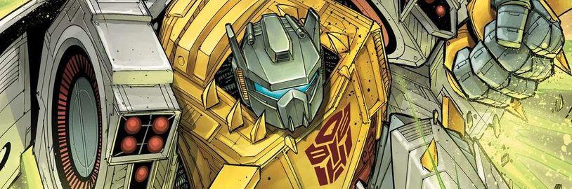 Minisérie Transformers: King Grimlock bude zasazena do fantasy světa
