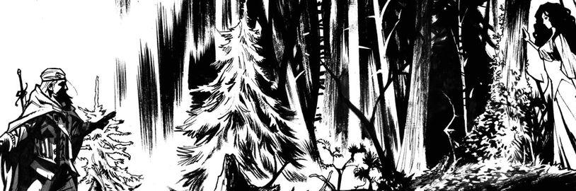 Dark Horse připravuje komiksovou adaptaci povídek Zaklínače