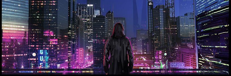 Temný neónový kyberpunk vo filme VENUS láka návratom ku koreňom