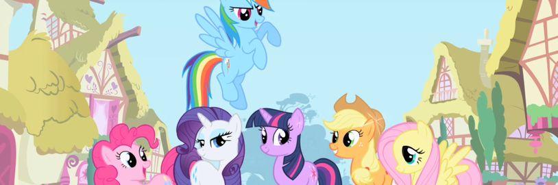 Komiks Načmáranec, ediční plán CooBoo SK, My Little Pony, překlad knižního Červeného trpaslíka