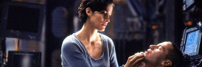 Keanu Reeves a Carrie-Anne Moss prezradili, čo ich prilákalo k štvrtému Matrixu