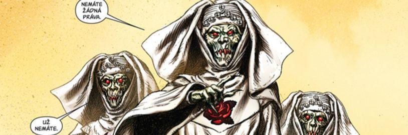 Sedmý díl komiksové série Temná věž a umělecký komiks Caravaggio jsou konečně venku, CRWECON 2020 zrušen, nové dvě Bondovky