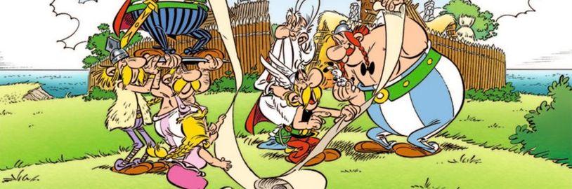 Netflix pracuje na animovaném seriálu Asterix