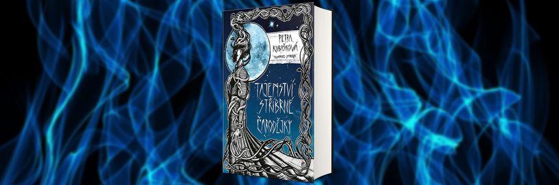 Tajemství stříbrné čarodějky pokračuje v příběhu Ginevry