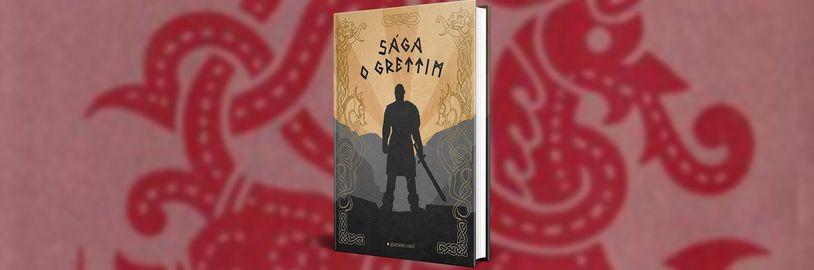 Nové české vydání islandské Ságy o Grettim