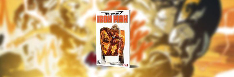Monstrózní robot Arsenal se vrací ve druhém svazku série Tony Stark - Iron Man