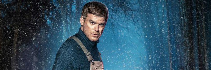 Dexter oslavil 15 let od svého vzniku. A to zveřejněním parádních plakátu na novou sérii