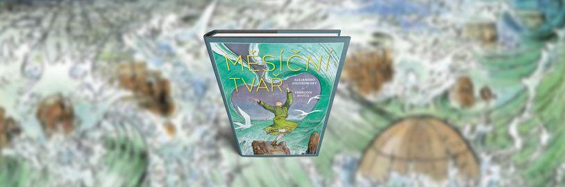 Silný příběh komiksu Měsíční tvář konečně s českým překladem