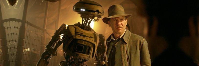 V piatom Indianovi Jonesovi si zahrá aj droid L3-37 zo Star Wars
