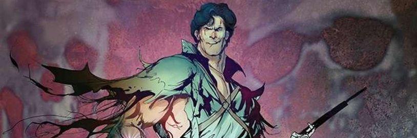 Testosteronem nabitý hrdina Ash Williams se vrací do 70. let v minisérii The Army of Darkness: 1979