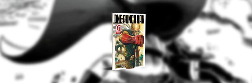 One-Punch Man bude rozdávat rány v češtině