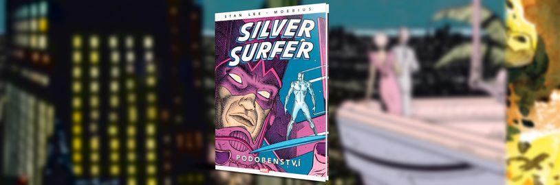 Silver Surfer: Podobenství, legendární komiks od Stana Leeho a Moebia