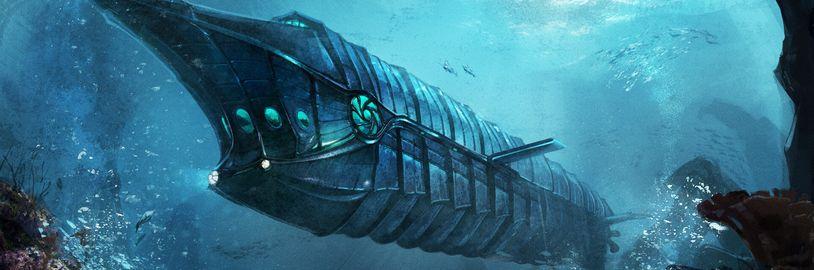 Disney pracuje na desetidílném origin story Kapitána Nema