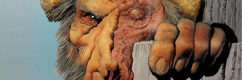 Hororový komiks Bůh krys od Richarda Corbena vyjde brzy v Česku