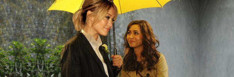 Hilary Duff sa stane novým Tedom Mosbym v seriáli Jak jsem potkala vašeho otce
